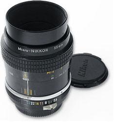 Micro-Nikkor 55/3.5
