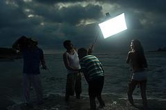 Behind the scenes by Zuan