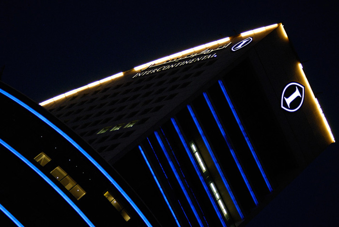 Hotel Intercontinental Dubai