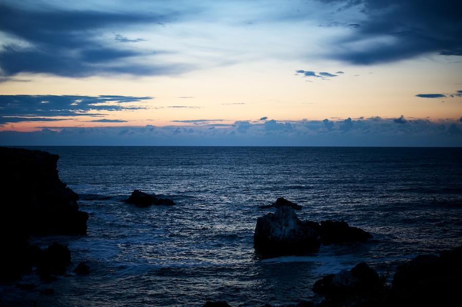 Изгрев в Тюленово - Nikon D700 | AF-S Nikkor 50/1.8G @f/1.8