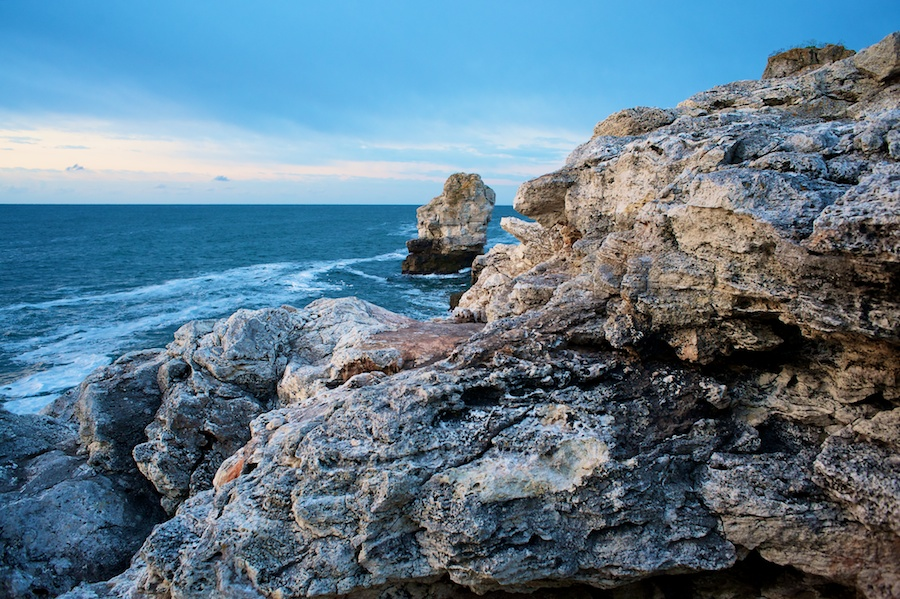 Изгрев в Тюленово - Nikon D700 | Ai-S Nikkor 28/2.8 @f/5.6