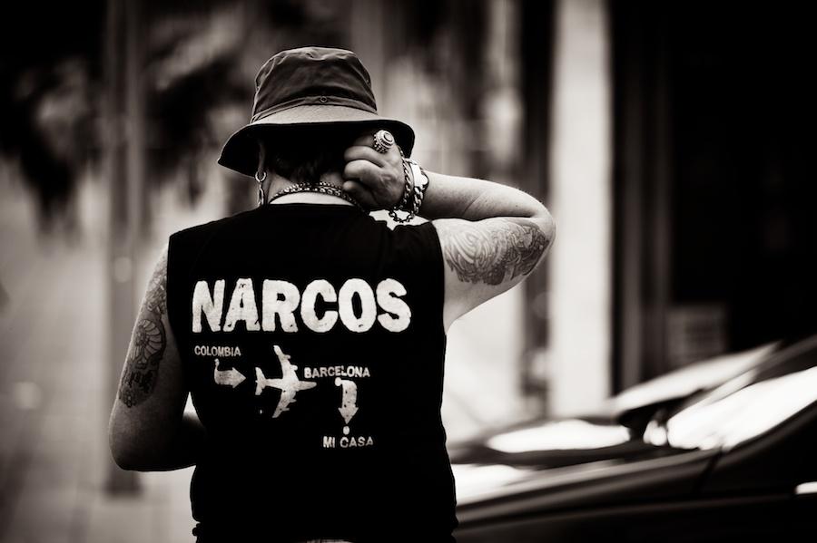Narcos - Nikon D700 | Ai-S Nikkor 180/2.8 ED @2.8