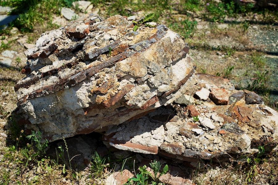 Останки от крепостта Маркели - Nikon D700 | AF-S Nikkor 50/1.8G @f/5.6