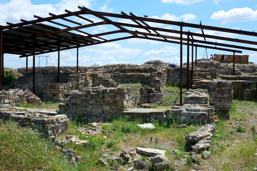 Църковен комплекс на крепостта Маркели - Nikon D700 | AF-S Nikkor 50/1.8G @f/11