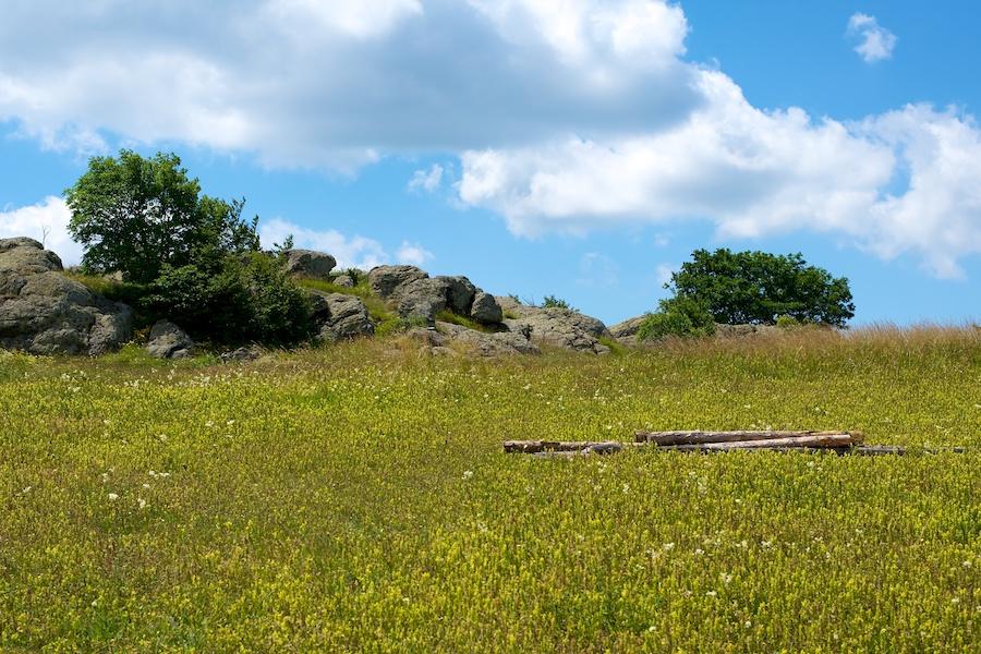 Сините камъни над Сливен - Nikon D700 | AF-S Nikkor 50/1.8G @f/8